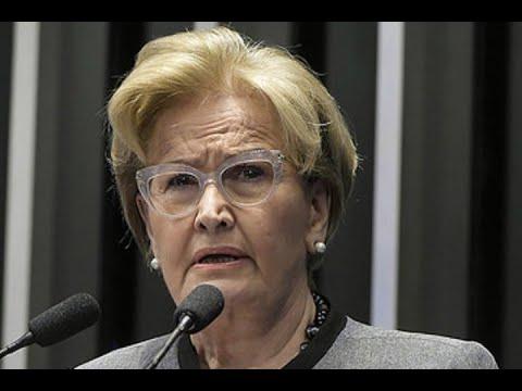 Ana Amélia condena críticas ao juiz Sérgio Moro e à Justiça em geral