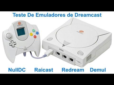Ultimos Emuladores de Dreamcast de 2017 (Download + bios