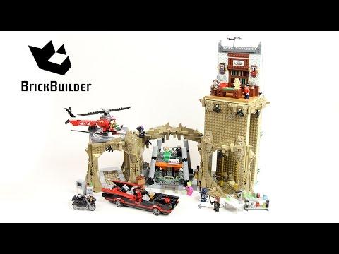 Lego Super Heroes 76052 Batman Classic TV Series - Batcave - Lego ...