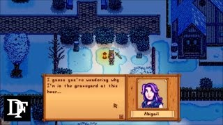 Stardew Valley - More Dating! No One's safe.. Abigail!