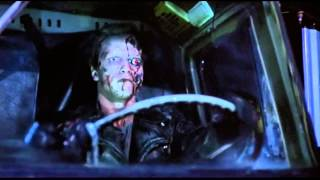 The Terminator - Truck Chase (HD)