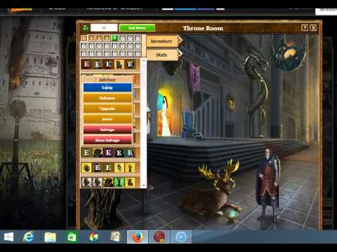 Kingdoms Of Camelot Gameplay