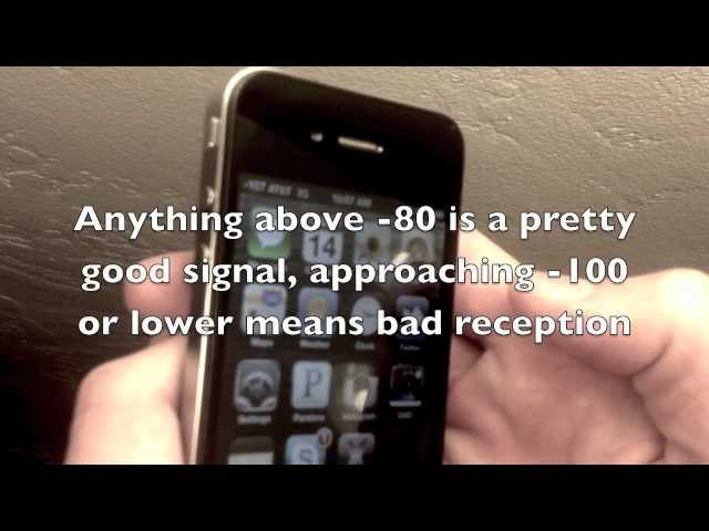 How To Check The Actual Signal Strength On Your iPhone