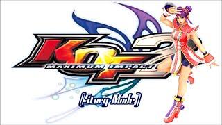 The King of Fighters 2006 - Athena Asamiya (Story Mode)
