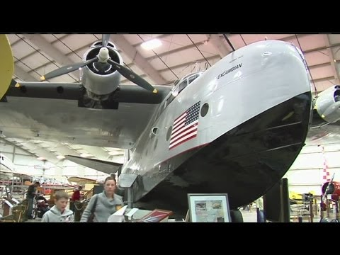 Veterans Day Observed At New England Air Museum