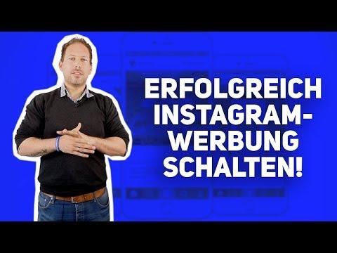 So schaltest du erfolgreich Instagramwerbung für dein Business!