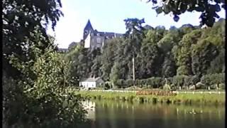 Chateau Gontier, Mayenne, Pays de la Loire, France