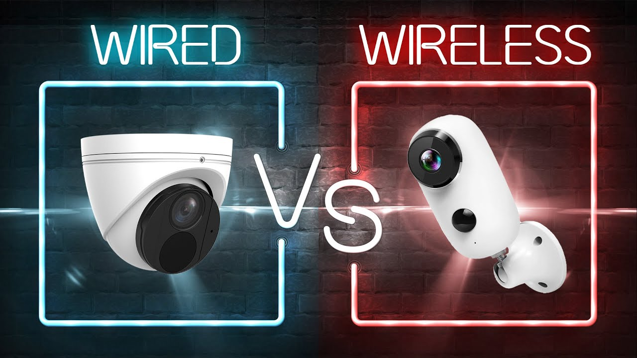 Wired Vs Wireless Security Cameras | Wired Vs Wireless Security Cameras Expert Advice Youtube