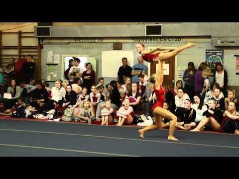 Sovereign Sports Acro Gymnastics - Collingwood Gymnastics Centre - 9th Oct 2011