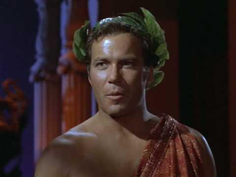 Star Trek - Kirk With Telekinetic Powers