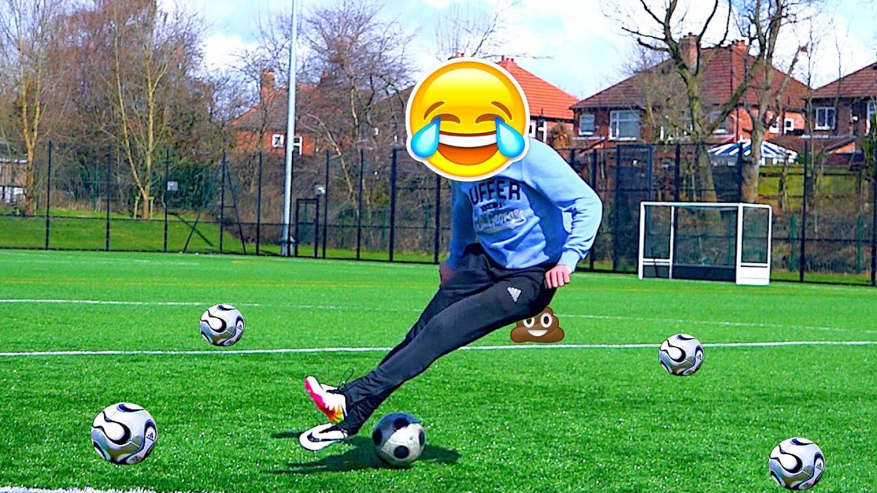 Download Funny Football Soccer Free Kicks, Bloopers, Misses, Fails & Outtakes VOL.3 by iFootballHD