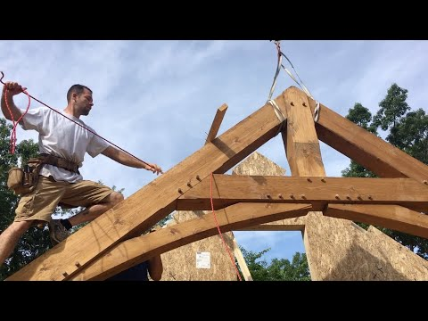 adventurous-jobs-for-western-new-york-|-timber-framers-in-action-|-work-for-timberbuilt!