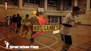 Team SpaceBall Mag at HOS GAMES 2013 | Episode 1
