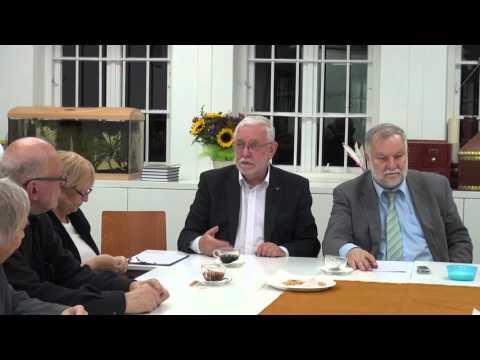 Spotkanie Klub Pochwała Inteligencji w Wilanowie (2 z 9) 15 X 2015