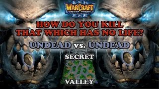 Grubby | Warcraft 3 The Frozen Throne | UD vs. UD - How Do You Kill That Which Has No Life?