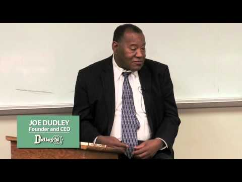EDBS – The Entrepreneurial Journey of Joe Dudley & Dudley Products, Inc.