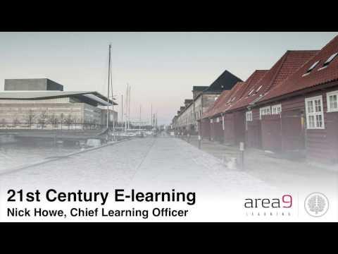 Area9: 21st century e-learning
