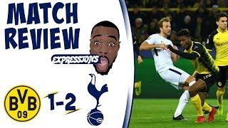 Borussia Dortmund vs Tottenham Hotspur 1-2 MATCH REVIEW | GROUP H WINNERS CHAMPAGNE FOOTBALL IS BACK