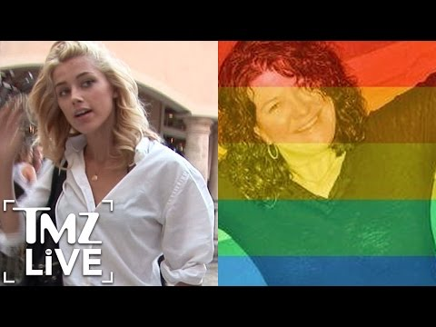 Amber Heard: Violent Airport Outburst (TMZ Live)