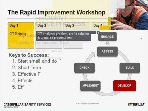 Safety Webinar: Engaging Employees in Safety Culture Improvement