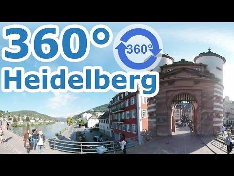Heidelberg 360° Sightseeing City Trip