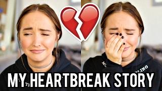 my heartbreak story how to get over a break up kenzie elizabeth
