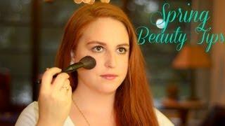 Spring Beauty Tips Thumbnail