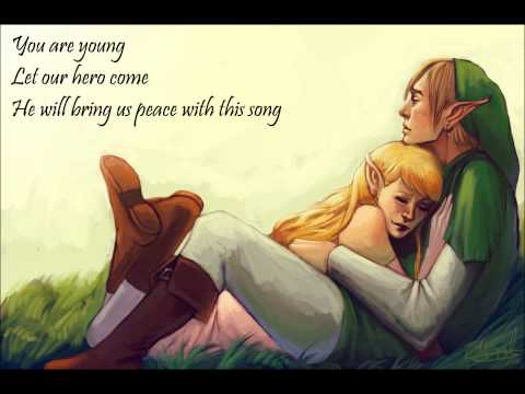 Zelda Lyrics: Zelda's Lullaby