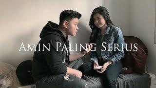 Amin Paling Serius - Sal Priadi & Nadin Amizah  (Cover By Willy Anggawinata & Brendha Qaulani)