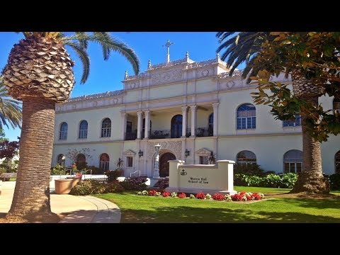 Short review of  University of San Diego