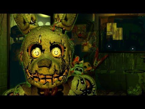 ОБЪРКАН СЪМ 🤪 - Five Nights at Freddy's 3