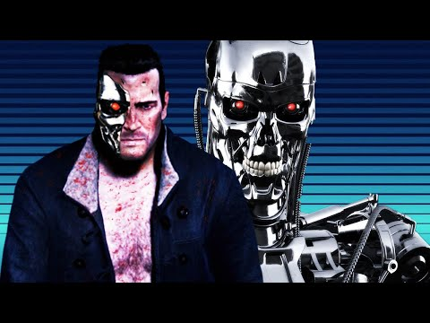 Red Dead Redemption 2 - The Terminator EPIC CINEMATIC STYLE Gameplay thumbnail
