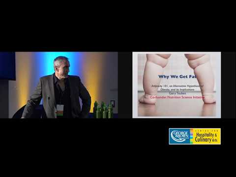 "Gary Taubes — ""Why We Get Fat"""