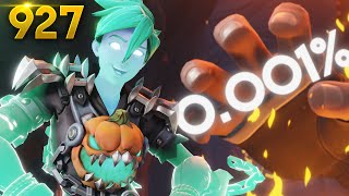 THE *0.001%* CHANCE DEATH! | Overwatch Daily Moments Ep.927 (Funny and Random Moments)