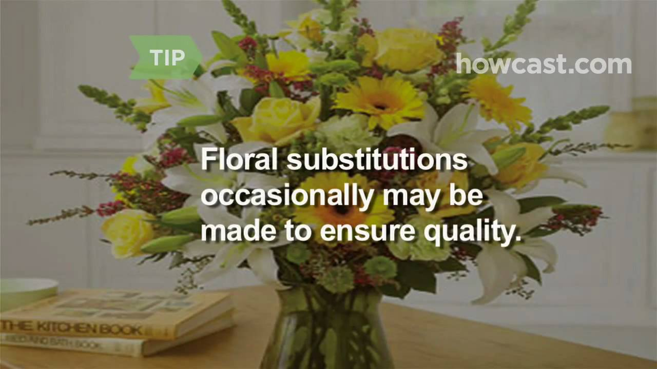 How To Express Sympathy With Flowers Gifts Youtube