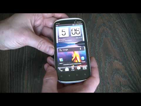 How To Take A Screen Shot On An HTC Amaze 4G Smartphone