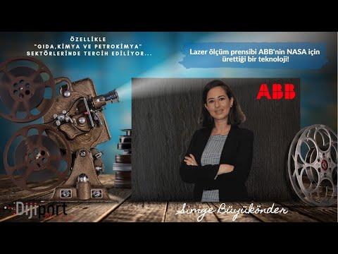 Konuşan Ürünler & ABB LLT100 Laser Level Transmitter