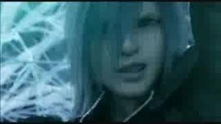 Final Fantasy 7 Advent Children Music Video