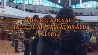 CONGREGATIONAL, HALLELUJAH, SALVATION AND GLORY