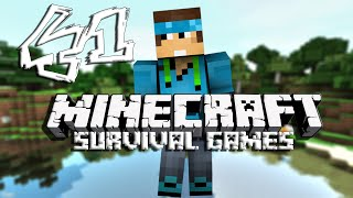 Minecraft - Survival Games {Ep.41} | Motion Blur?
