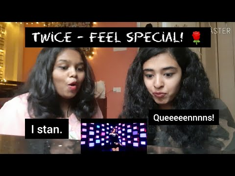 TWICE (트와이스) 'Feel Special' M/V  REACTION!! (THE ULTIMATE QUEENS 👑)