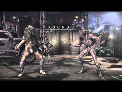 Mortal Kombat X Alien Vs Predator