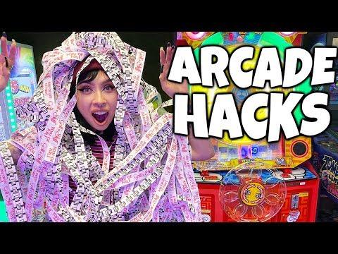 Arcade Hacks Tutorial   100% Win Rate!!