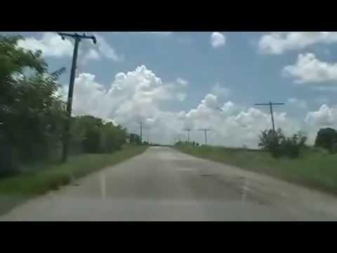 viaje desde remedios a placetas,villa clara,cuba,2012