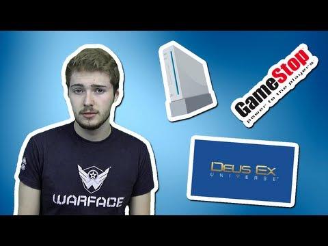 Bago Replay - Deus Ex: Universe Announced, Wii Ending Production, Gamestop Jobs