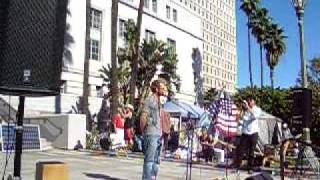 "Occupy L.A. Moonbat - ""Your breath is the Revolution""  10/08/2011"