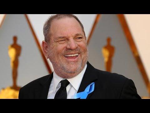 Il produttore americano Harvey Weinstein espulso dagli Oscar