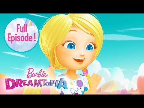 Building a Licorice Barn  Barbie Dreamtopia: The Series  Episode 1