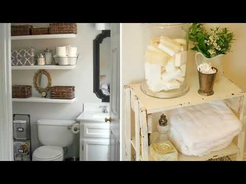 Bathroom Shelves For Small Spaces