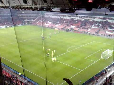 Sfeer impressie PSV - Feyenoord
